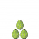 Quail Nature, 3cm, light green